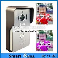 audio door bell - ATZ eBELL Full Duplex Audio HD Smart Wireless Door bell Remote Home Security PIR Motion Detection Smart IP WiFi Video Doorbell