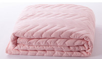 Wholesale Brand kingshore Anti Bed Bug Mattress Cover Protector Quilted washable and breathable slip resistant