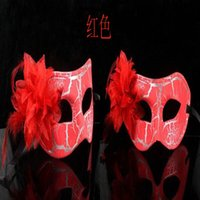 amazing perform - Amazing Cracked Mask Masquerade Mardi Gras Venetian Carnival Cosplay Costumes Perform Show Party Favor Eye Masks