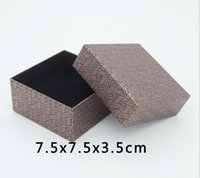 Wholesale Hot Sale Charm Box Gift Box Jewelry Box Ring Box Necklace Box Beads Box High Qulity