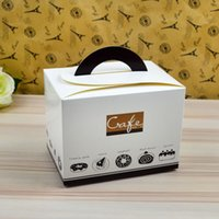 paper cake box - Mousse box paper cake box western dessert boxes cookies box food boxes