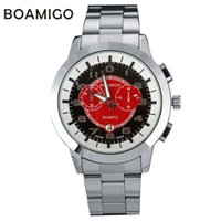 battery factory shop - Best Mechanical Watches For Men Waterproof Sport Watches Stainless Steel Bracelet Round Dial Watch Shop Factory Direct