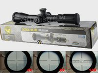 bsa - New BSA Tactical TMD X44 FFP Rifle Scope for Airsoft Sports Outdoor Hunting w Weapon Crosshair on Target mm Mounts