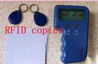 Wholesale Portable handheld KHz RFID copier duplicator writable card and keyfobs