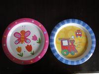 dinner plate - melamine dinner plate lovely design for children melamine