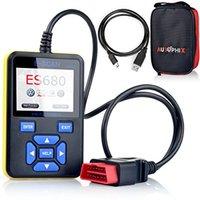 best wifi detector - Autophix E SCAN ES680 VAG RPO OBD Scanner Auto Diagnostic Scan Tool OBD2 OBDII Code Reader Best for Volkswagen Car Detector