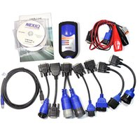 auto installers - Auto Nexiq USB Link Software Diesel Truck Interface and Software with All Installers Nexiq scanner tool