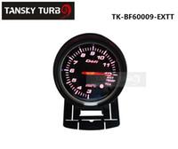 Wholesale Tansky Universal Cars Vehicle Meter Gauge Defi mm Exhaust Gas Temperature EGT GAUGE Black Bracket original color box TK BF60009 EXTT