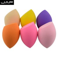 Wholesale Very Soft pro fundation Makeup Sponge Cosmetic Flawless blending Sponges Blender Foundation Puff Powder Smooth Beauty Egg