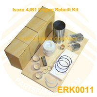 Wholesale Engine Rebuilt Kit for JB1 cc Diesel Engine Skid Steer Loaders and SK60 Excavators