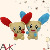 Un Monstre de poche Pokemon Pokemon POKEMON peluche poupée positif, négatif lapin combinaison de jouets pour enfants livraison gratuite