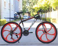 bike mountain - inch21 speed integrated wheel mountain bike Bicycle downhill Road