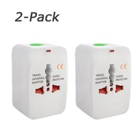 adapter asia - Hot Multi purpose Universal Travel Power Adapter for use in United States Canada Europe Middle East South America Asia