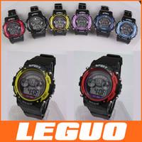 Wholesale luminous student movement waterproof multifunction children electronic watches D
