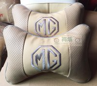 automotive names - The new name jue mg car sharp teng MG3MGGTMG5MG6MG7 automotive special head neck pillow pillow