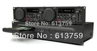 Wholesale New Comer CDJMK900 DJ Scratch Player Dual CD USB MP3 Type