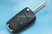 toyota car remote key - 2pcs Buttons Toyota Modified Flip Remote Key Shell For Toyota Camry Car Key Blank Case