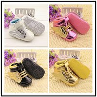 Cheap Angel wings baby toddler shoes. Medium waist stick with casual indoor walking shoes. Cheap Girls PU Baby Shoes 12pair 24pcs cl