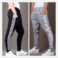 cargo pants for men - Outdoors Cargo Loose Trousers Men Sweat Harem Sport Joggers Pants Hip Hop Slim Fit Sweatpants for Dance Sports Pants YL850794