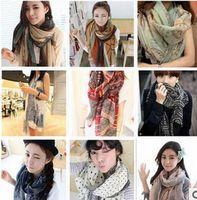 bali silk - 2015 Fshion cm High quality Ladies snow spun Bali yarn scarf Style the Silk Floss Women Scarf Shawl style Mix ak04
