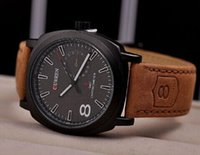 Wholesale Luxury HOT Sell CURREN ATM Waterproof Quartz Business Men s Watches Men s Military Watches Men s Leather Strap Sports Watches