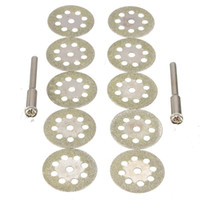 Wholesale Excellent Quality mm Rotary Tool Circular Saw Blades Cutting Wheel Discs With Mandrel