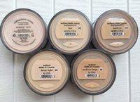 Wholesale Hot Makeup Minerals Original Foundation SPF Foundation g Fair Medium Fairly Light Medium Beige New