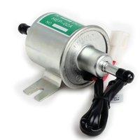 Wholesale JKLONG Universal V Heavy Duty Electric Fuel Pump Metal Intank Solid Petrol Volts