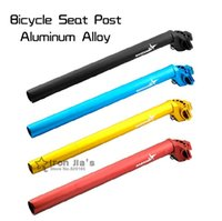 Wholesale High Quality Aluminum Alloy Bicycle Seatpost MTB Seatpost Road Seat Post Bike Bicycle Parts MM