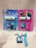 Wholesale FROZEN Elsa Anna DIY Cartoon stamp seal cartoon stationery Souvenir de festa NEW
