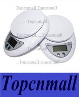 Wholesale Brand new g g kg Food Diet Postal Kitchen Digital Scale scales balance weight weighting LED electronic