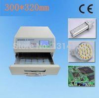 bga reflow machine - V V Smart Reflow Oven Infrared IC Heater Soldering Machine W x mm BGA SMD SMT Rework T962A