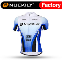 best sublimation - Nuckily Couples design sublimation cycling jersey China best cycling design short top Men s riding bicycle wear MA002