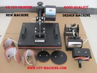 automatic pad printer - DG factoy Advanced New Design mouse pad machine mug transfer plate press t shirt image printer color mug peinter