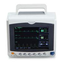 Wholesale 8 inch ICU CCU Parameter Patient Monitor ECG NIBP SpO2 PR CE