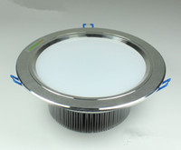 aluminum alloy die casting - Led downlight W full set of die casting led ceiling downlights inch WLED downlight downlight patch smallpox import chip foot W factory