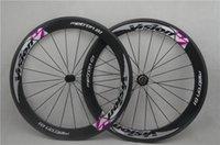 Wholesale carbon road bike mm carbon raciang bike wheelset carbon bike wheels