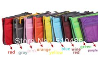 Wholesale New colors Retail Insert Purse Cosmetic Storage Organizer Bag Handbag Makeup Tidy Travel Organiser Bag