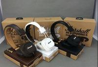 Cheap New arrival !! Genuine Marshall Major headphones With Mic Deep Bass DJ Hi-Fi Headphone HiFi Headset Professional DJ Monitor Headphone