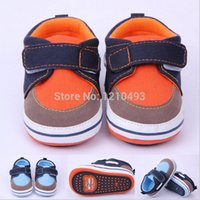 baby skateboard shoes - Baby Boy Prewalker Skateboard Sports Shoes Infant Soft Sole Shoes Learning Walk Baby Outdoor Footwear