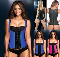 Wholesale Size Latex corset Women Latex Sexy Underust Bustier Waist Cincher Training Corsets Ann Chery SAME STYLE Corsets