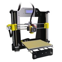 Commercial USB other 2014 newest high quality prusa Reprap i3 LCD 3D printer DIY kit A602 impressora self-assembly