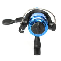 Wholesale Hot sale Colors BB Bearing Ball Spinning Sea Beach Fishing Reels Line Roller tackle tools