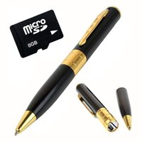 Wholesale Spy Mouse over image to zoom New Hot Mini DV Pen Hidden Camera Camcorder Video Recorder DVR GB GB TF SD Card