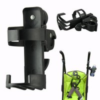 Wholesale Delicate Baby stroller cup holder universal children s bicycle bottle rack Black Hot Selling