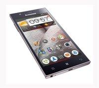 "Lenovo K900 T Mobile Phone 5 ""IPS 1920x1080px 13MP Android 4.4 MTK6592 3G Octa Core RAM 16G ROM Dual SIM teléfono 3G DHL libera las naves originales"