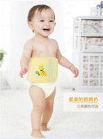 Wholesale Cotton embroidered baby belly around the protection of his umbilical cord Spring summer fall and winter baby umbilical cord