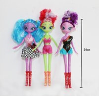 fashion dolls - Novi Stars Monster Alien dolls fantasy fashion girls doll toy collecting baby toys for kids Christmas gifts with a comb joints movable