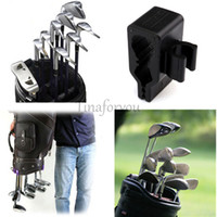 Wholesale 14x Golf Bag Club Organizer Clip Holder Set For All Wedge Iron Driver Putter