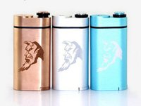 Cheap 18650 Abaddon Mod Best   huge vapor Mechanical Mod